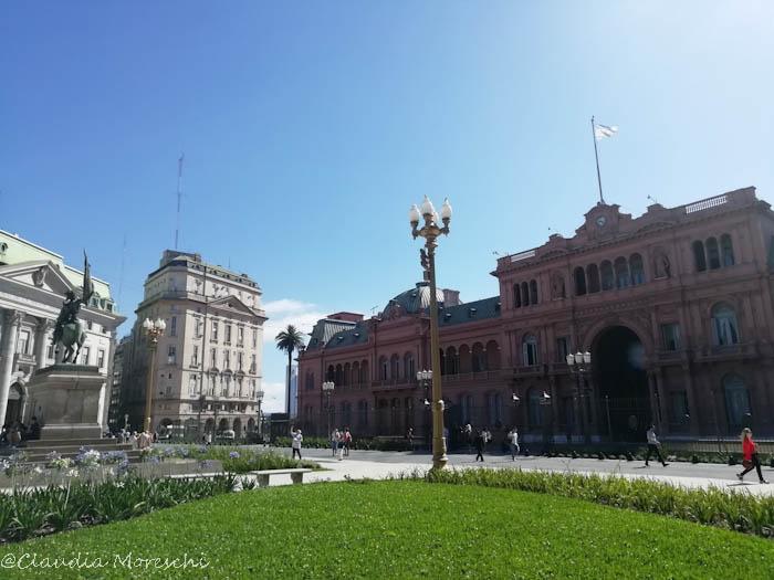Plaza de Mayo, la piazza più importante di Buenos Aires