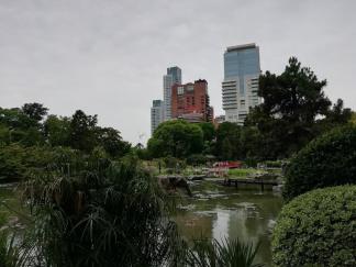 Vista sui grattacieli, Buenos Aires