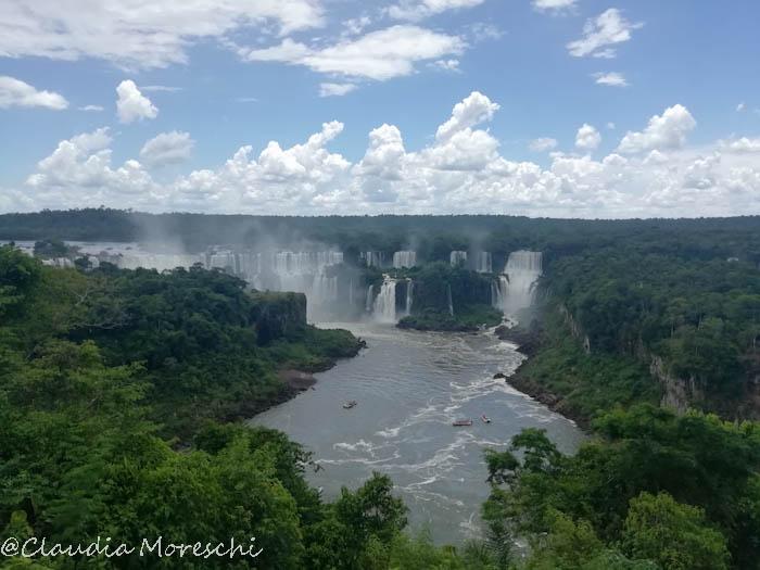 Iguazù lato brasiliano