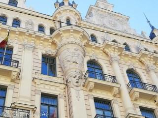 Quartiere Art Nouveau, Riga