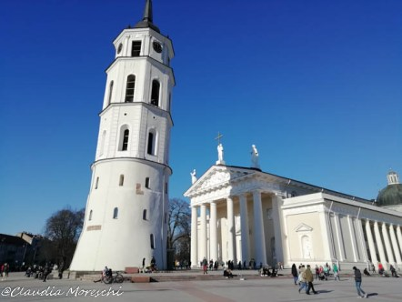 Piazza della Cattedrale, Vilnius