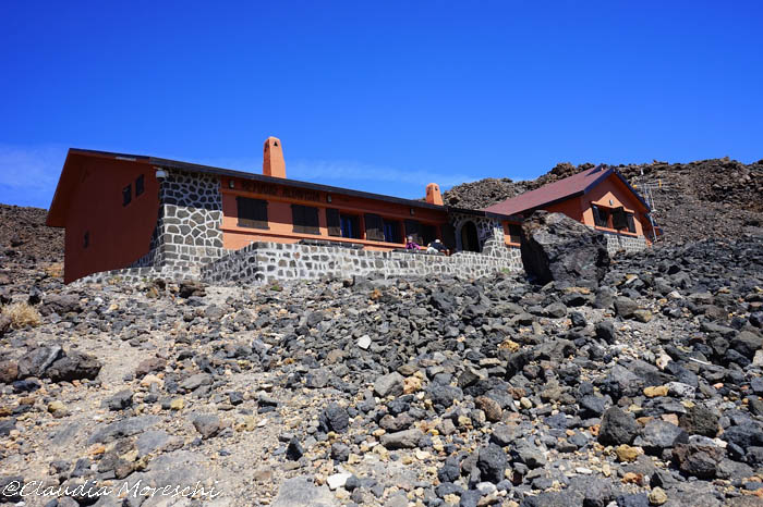 Il Rifugio Altavista sul Teide