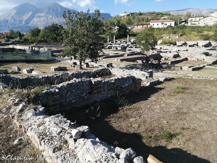 La città romana di Alba Fucens