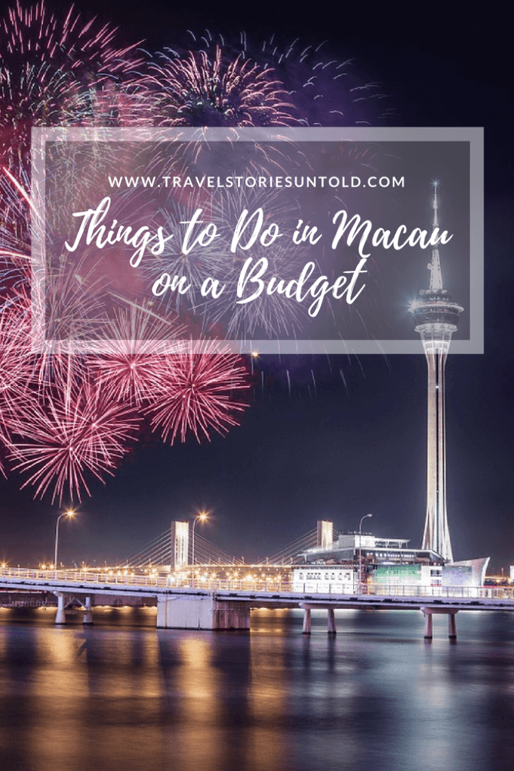 Things to Do in Macau on a Budget