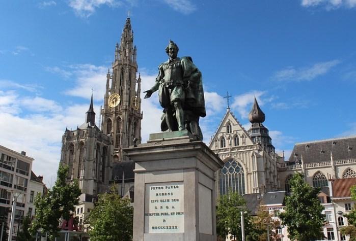 best day trips from Amsterdam   Antwerp