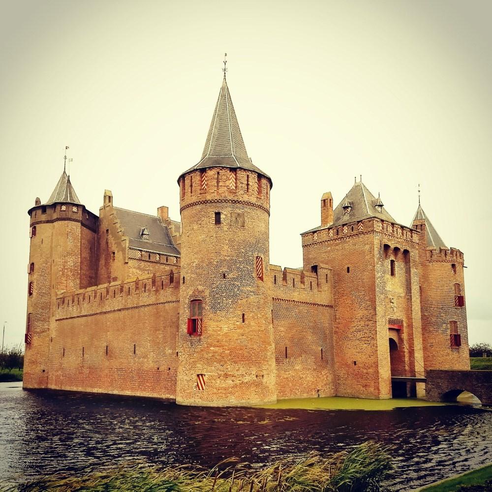 best day trips from Amsterdam | Muiderslot Castle