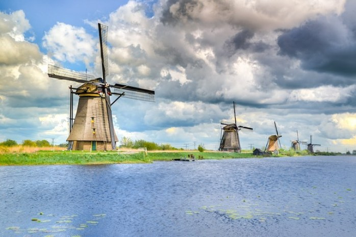 best day trips from Amsterdam   Kinderdijk