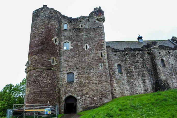 Castles in Scotland | Doune Castle
