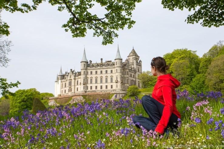 Best castles in Scotland | Dunrobin castle