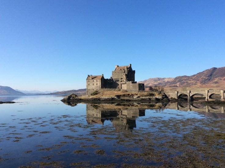 Best Scottish Castles | Eilean Donan Castle