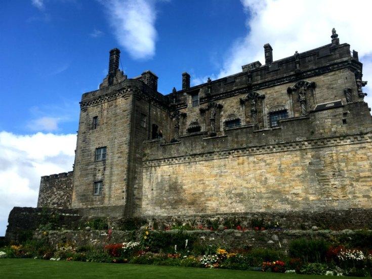 Best Castles in Scotland | Stirling Castle