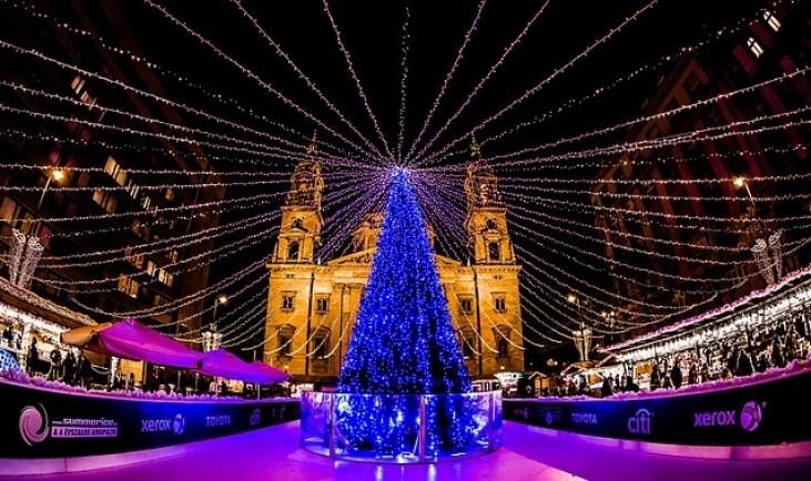 Best European Christmas Destinations-Budapest