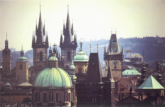 Best European Christmas Destinations-Prague