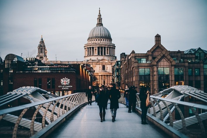 4 day london itinerary-st paul's cathedral