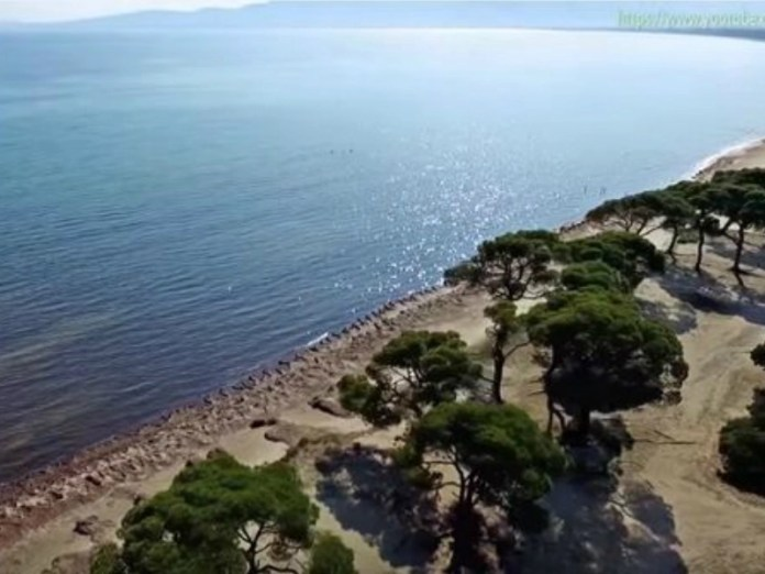 Παραλία Σχινιά, Ατική