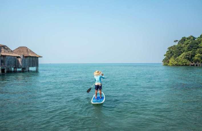 Song Saa Private Island θάλασσα