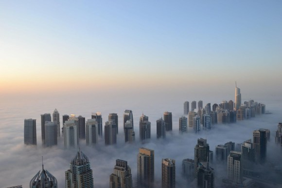 http://www.mostbeautifulplacesintheworld.org/wp-content/uploads/2013/07/dubai-morning-fog-cool-skyscrapers-height-city.jpg