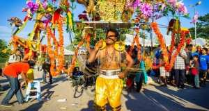 Vibrant Hindu Temples in Malaysia You Must Visit for Thaipusam