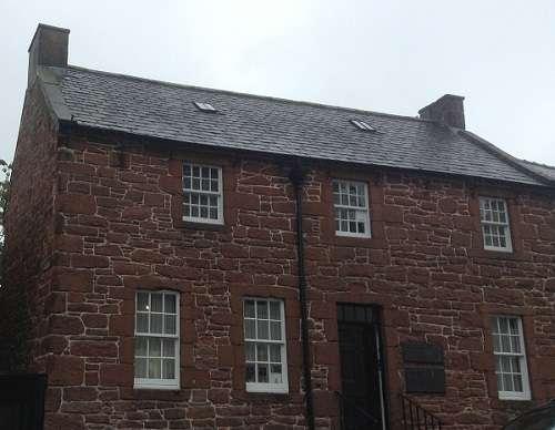 robert burns birthplace museum