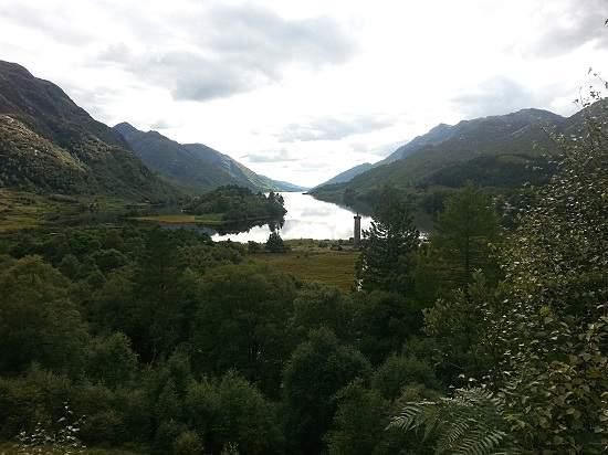 glenfinnan highland road trips