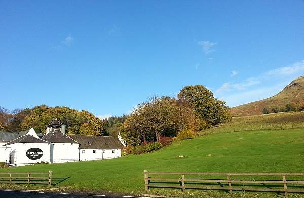 best whisky distillery tours glengoyne