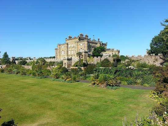 top 10 scottish castles culzean.