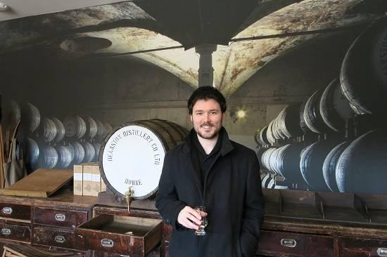 on the road deanston scottish routes islay whisky tour.