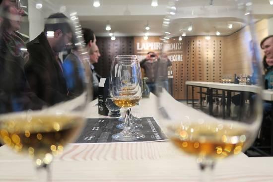 laphroaig scottish routes islay whisky tour.