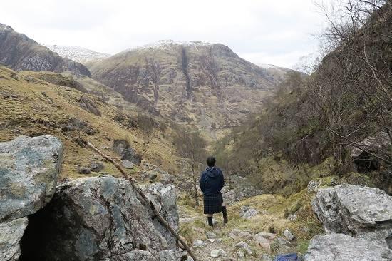 travels with a kilt great scottish walk.