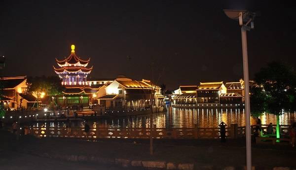 living in wuhu china suzhou.