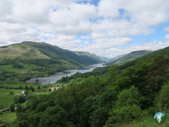 things to do weekend in the trossachs.