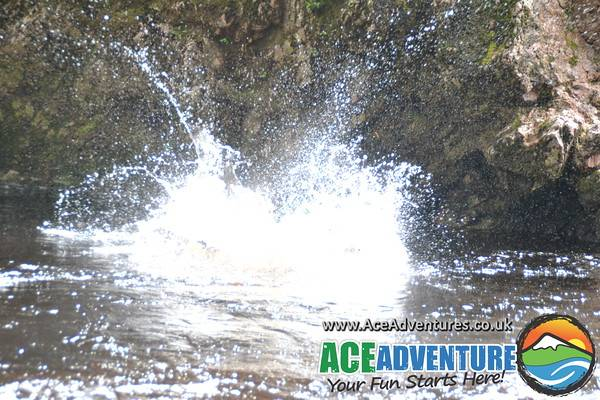 cliff jumping ace adventures review.