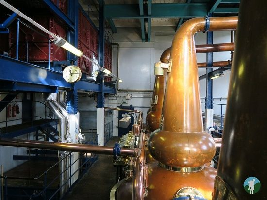 things to do in stirling deanston distillery.