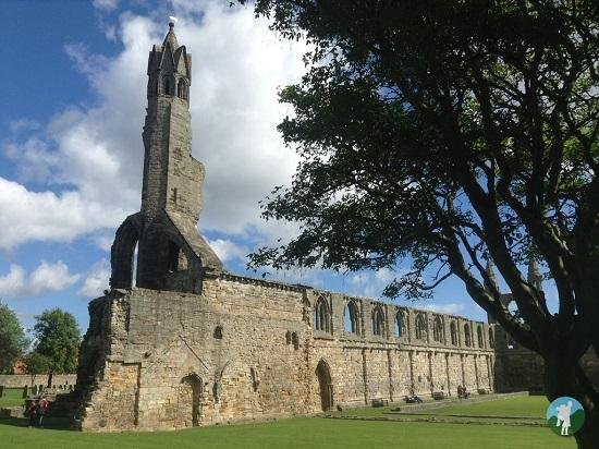 st andrews cathedral best outdoor activities fife.