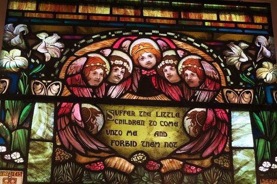 ardkinglas review stained glass kilmun.