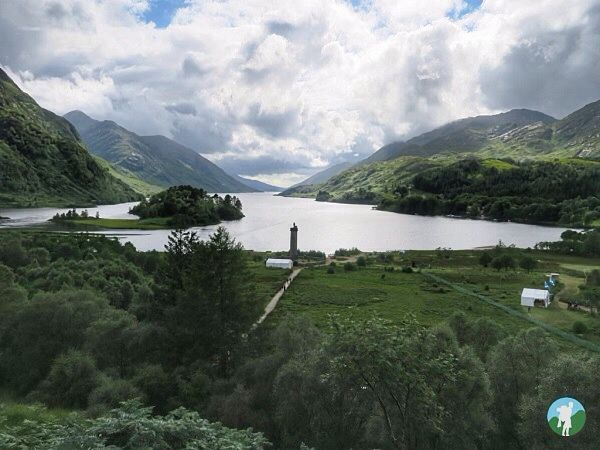 caledonian light review glenfinnan.
