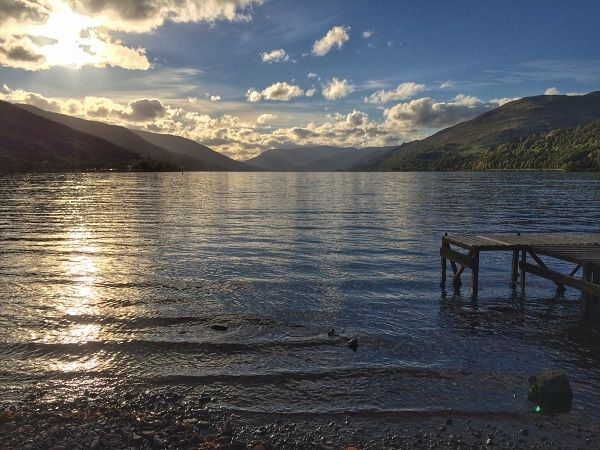 four seasons hotel review loch earn.