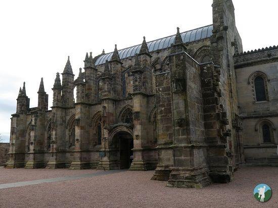 rosslyn chapel things to do around edinburgh