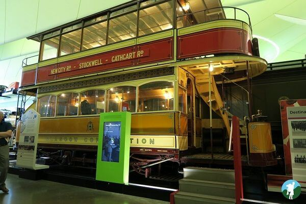 transport riverside museum cultural glasgow