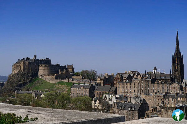 edinburgh castle budget