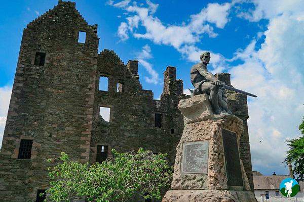 maclellans castle history dumfries kirkcudbright