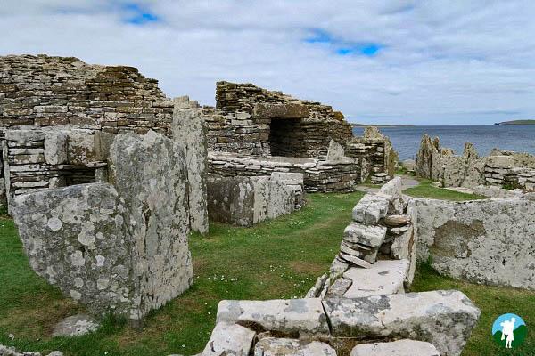 broch of gurness evie orkney highlights