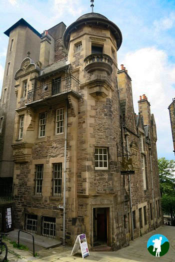 finally writer's museum edinburgh fountain court apartments