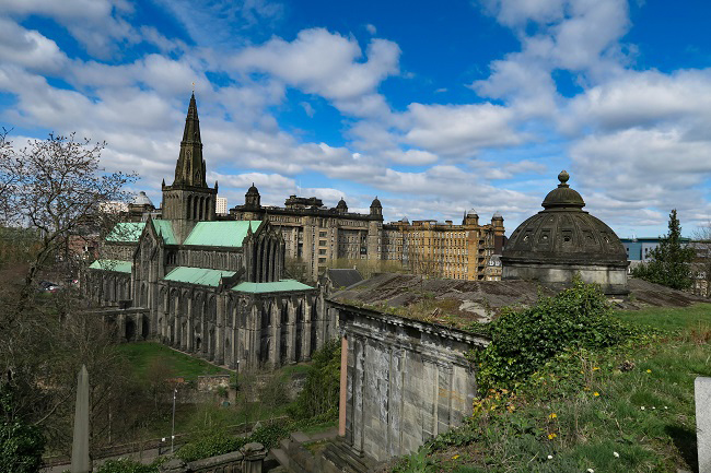 glasgow cathedral scotland photo blog
