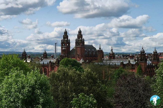 kelvingrove glasgow scotland photo blog