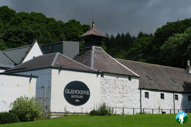 glengoyne distillery scotland photo blog