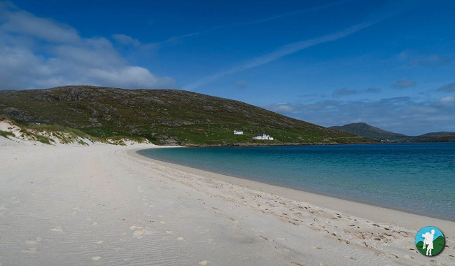 vatersay beach scotland photo blog