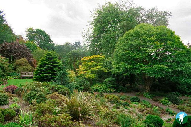 branklyn gardens perth day trip
