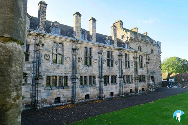 things to do in falkland palace