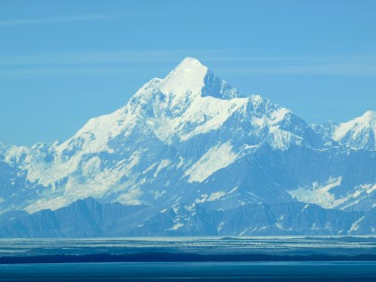 Mt. St. Elias - Alaska Photos by Kathy Slamp